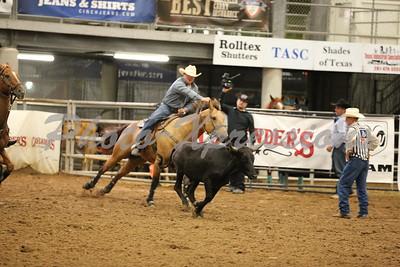 Steer Wrestling Wednesday 9-29-21