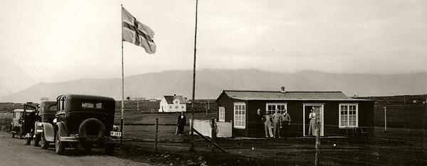 Austurhlíðarvöllur 1935-7