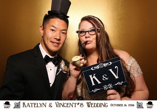 Katelyn & Vincent's Wedding