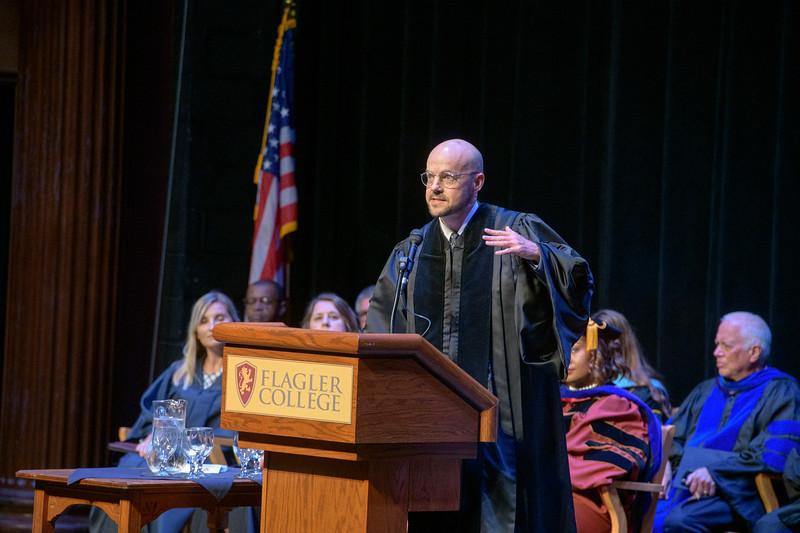 Convocation - Flagler College 2019