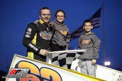 Bridgeport Speedway - 4/14/19 - Michael Fry