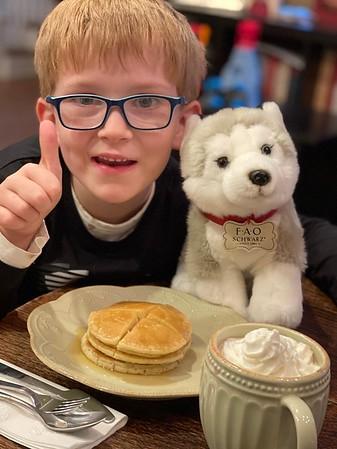 Shrove Tuesday Pancake Contest 2021