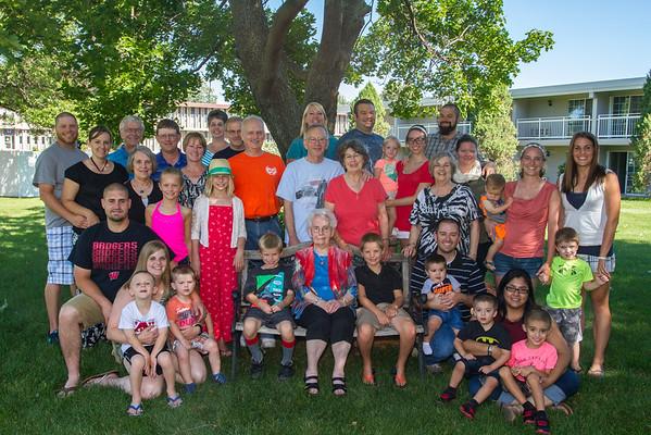 Steffenhagen Reunion 2015