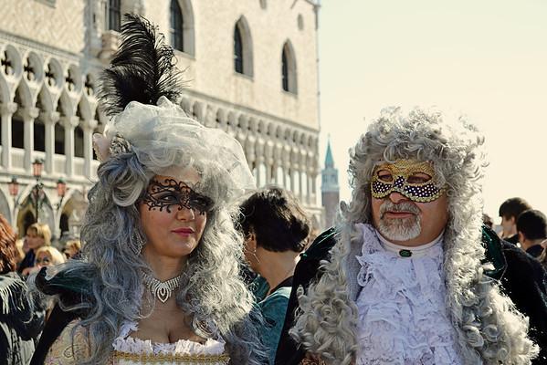 Venice Carnevale 2012