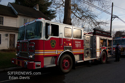 03-15-2012, All Hands Dwelling, East Greenwich Twp. Gloucester County,  Kings Hwy.