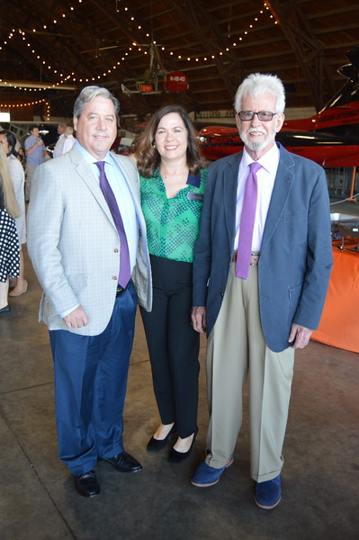 Tim Hynes, Lauryl Hynes (Board Member), Hugh Kincade 2.JPG