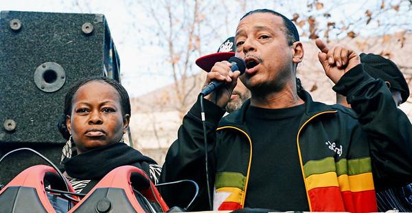 Oakland MLK Day 2015