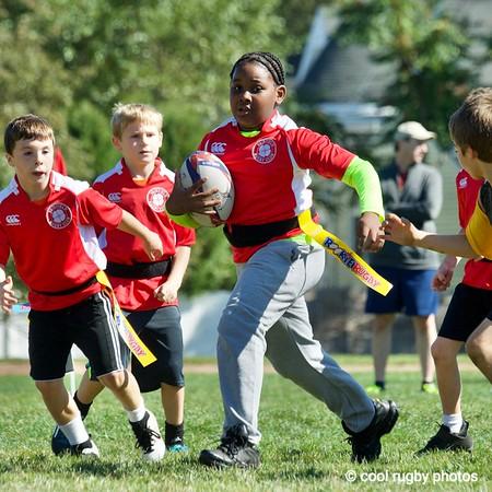 Aspetuck vs Fairfield rookie rugby