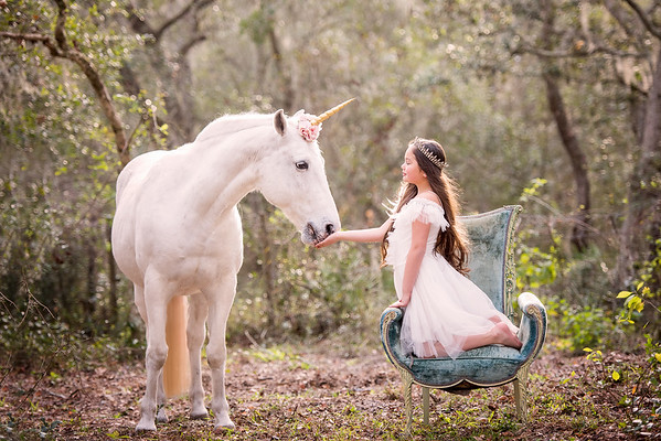 Unicorn Photo Session