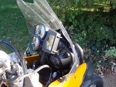 F800 Windscreen