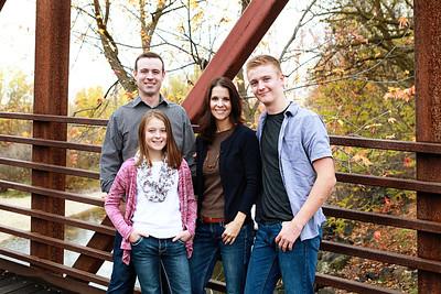 Cheney Family 2015