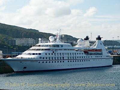 Seabourn Legend at Douglas - September 16, 2014