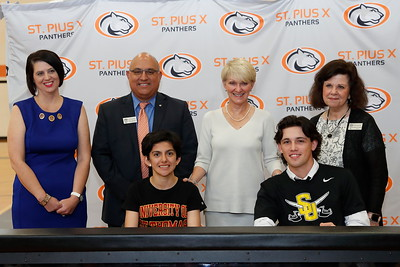 SPX National Signing Day Spring 2019