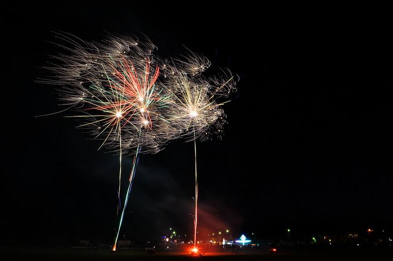 2016 Barmera Xmas Fireworks (Ballistic Fireworks)