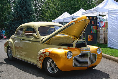 2014-6-14   Engines & Art Show, Alta Sierra, Ca