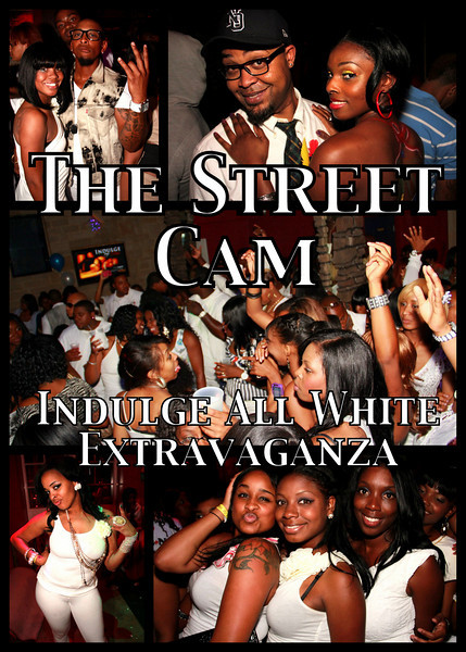 The Street Cam: All White Extravaganza - 1