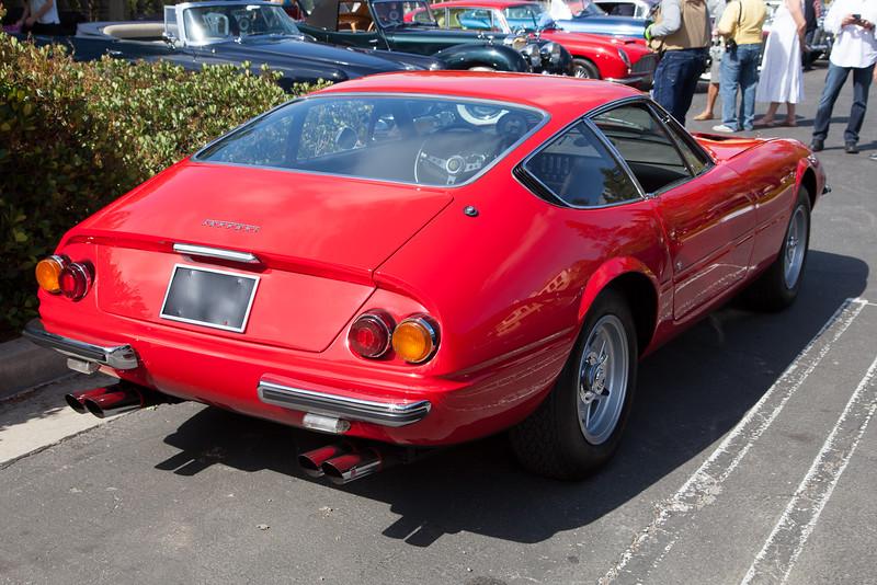 1970 Ferrari 365 GTB/4 Daytona - Alexander Weaver