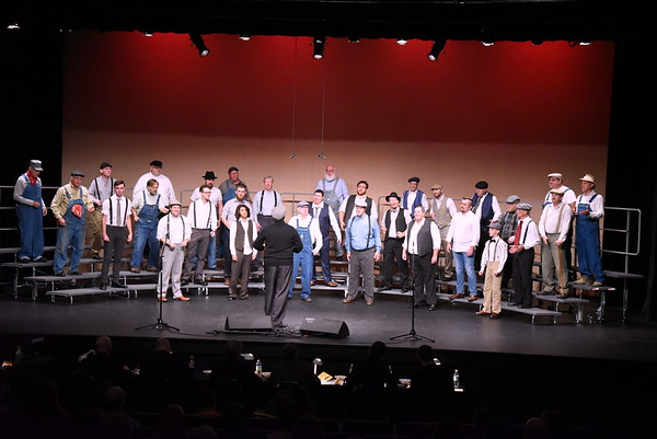 2019 Dixie District Fall Chorus Competition