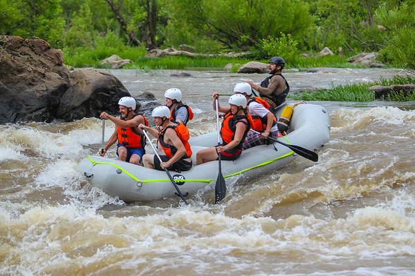 River City Adventures 6-27-15 Morning Trip