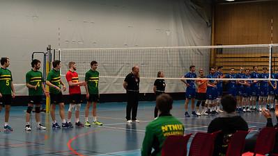 NTNUI - Førde, NM Semifinale 2020