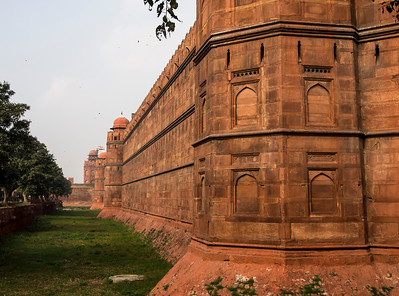 The Red Fort New Delhi