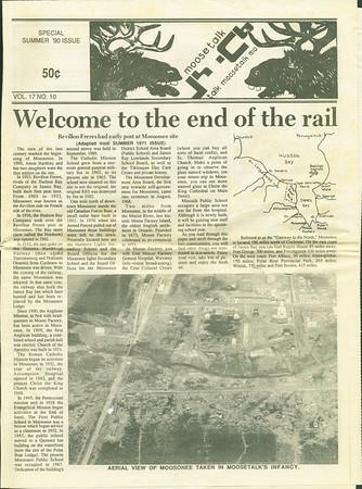 Moosetalk 1990 Summer