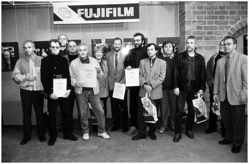 Pirmojo 'FujiFILM' konkuso laureatų apdovanojimai Kaune