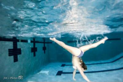 Ind - Gail R. Underwater - Sept 17, 2014