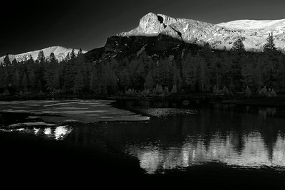 Black-White, US/Canada National Parks - 黑白摄影,美国/加拿大,国家公园