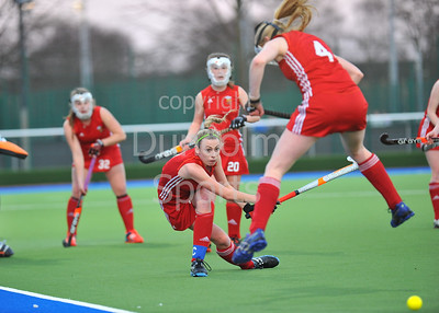 Scotland Under 18 Girls v Wales