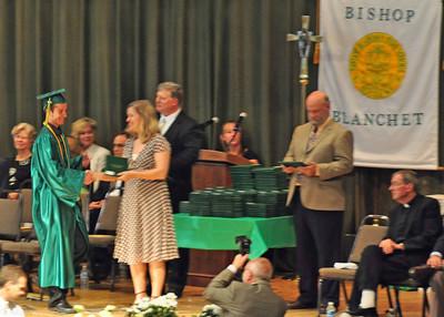 2013 -- Brett UP Graduation