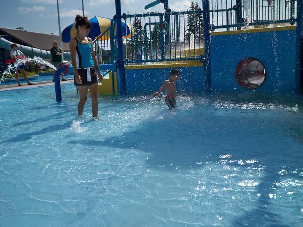 Beachwood Pool Family Fun Day 2009
