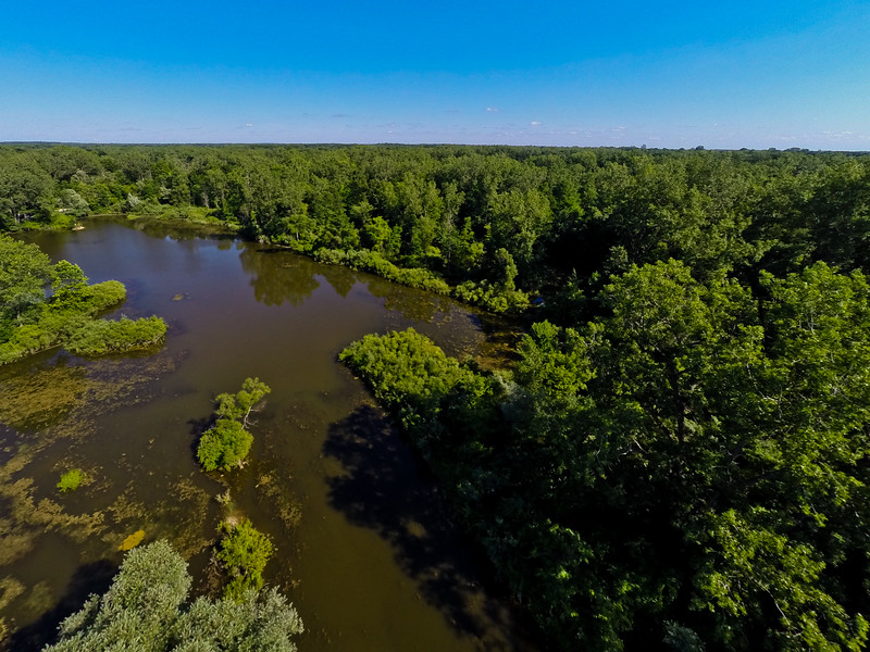 Summer with the Lakes and Forests 35: Aerial Photography from Project Aerospace