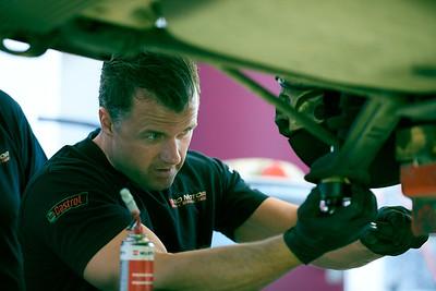 Thomas Kjellmann Mekaniker