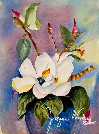 florals by jacque