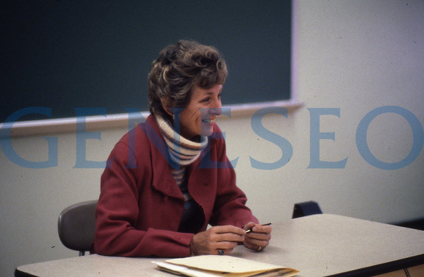 Women in Management Event Spring 1984