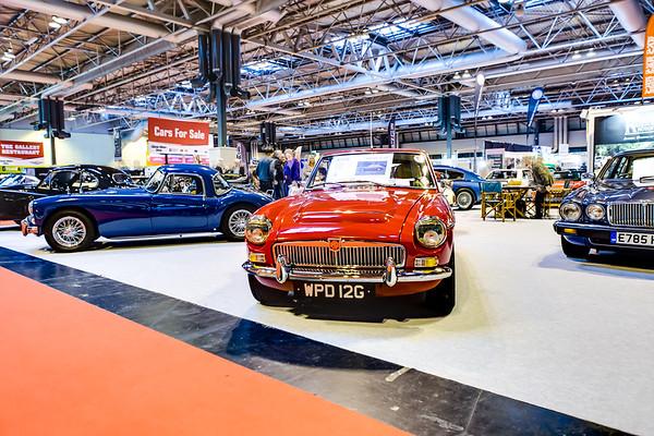 Lancaster Insurance Classic Motor Show 2014