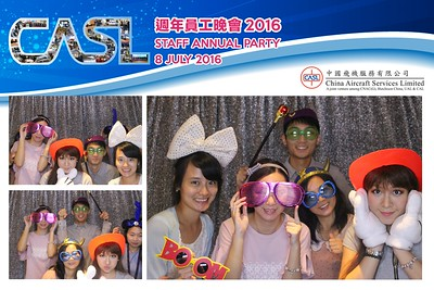 CASL Staff Annual Party 2016 - 8th July 2016