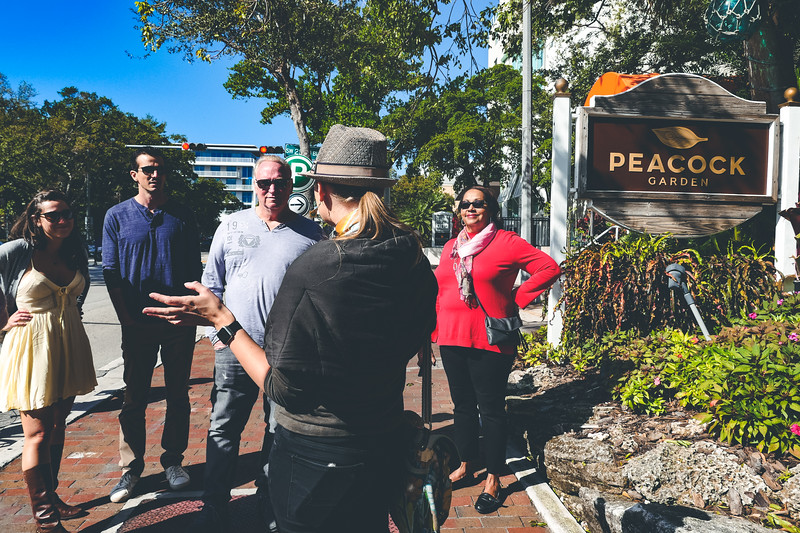 Miami Culinary Tours in Coconut Grove