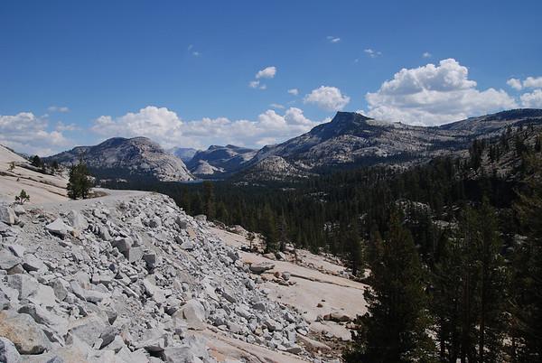 Yosemite Nat'l Park - Tenaya Lake