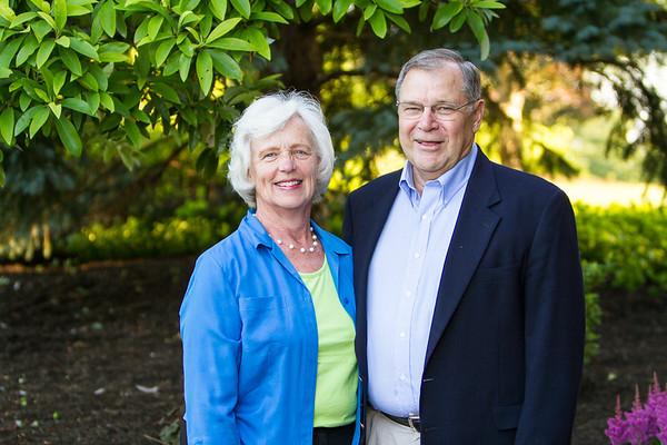 Paul and Judy