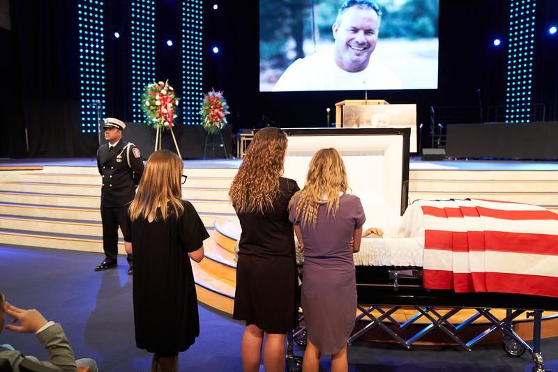 Eric Funeral