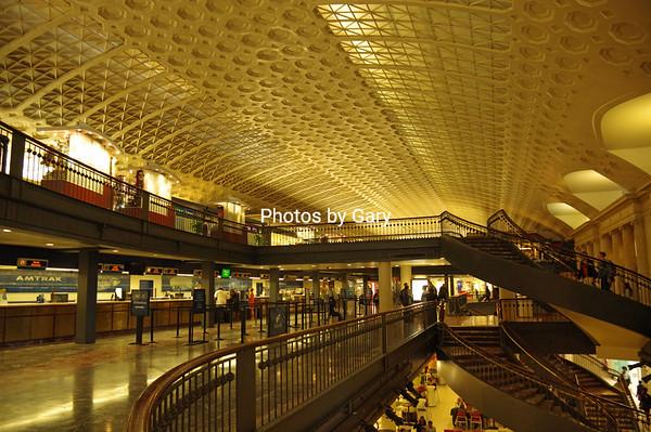 Union Station and U.S. Post Office, Washington, DC