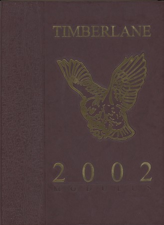 2002 TRHS Yearbook