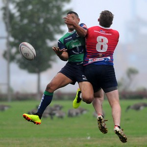 Bayonne RFC vs Union
