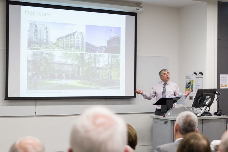 Oxford Brookes Founders Day - Alistair Fitt