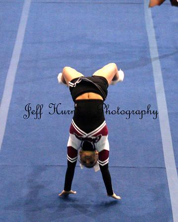 UGHS Cheer 11-3-12