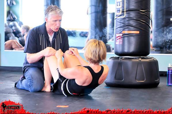 Black Belt Testing - 5/5/12