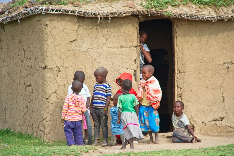 Massai Village, Naboisho Conservancy