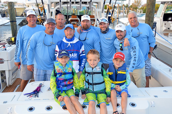 Hydrasports Custom Boats Owner's Tournament